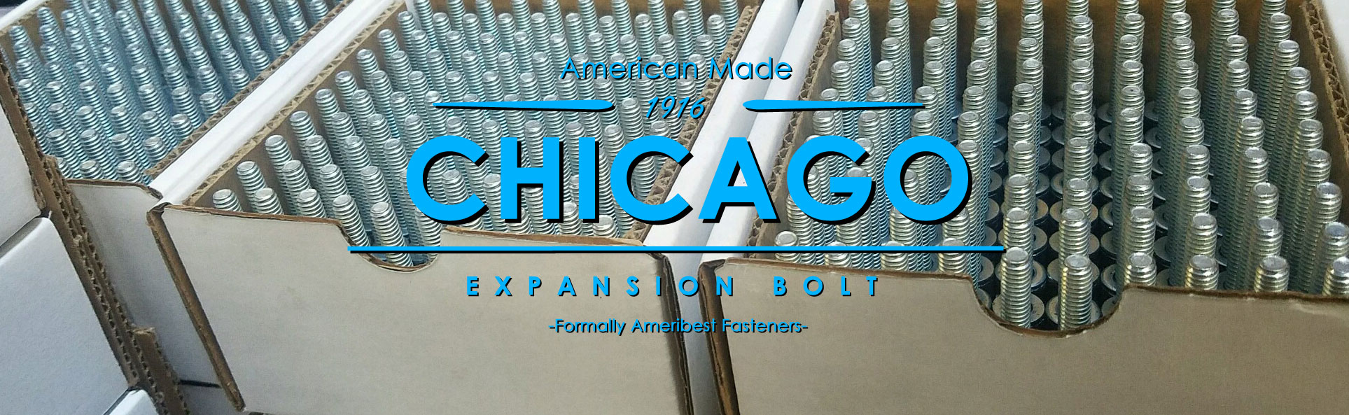 Chicago Expansion Bolt
